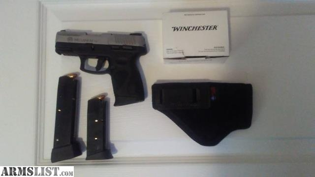 armslist for sale 9mm