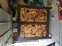 ARMSLIST - For Sale/Trade: Homemade Gun Cabinet