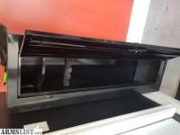 ARMSLIST - For Sale: Sentinel Gun cabinet