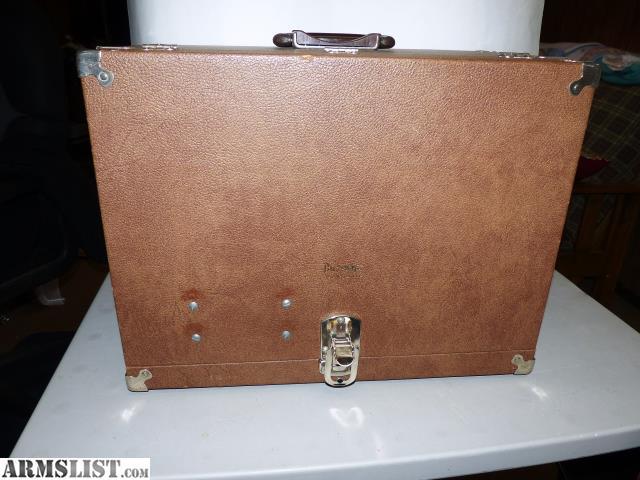 Pistol Range Box For Sale