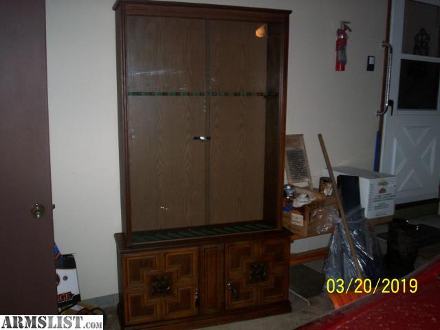 Gun Cabinet Doors