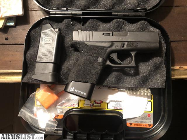 armslist for sale glock