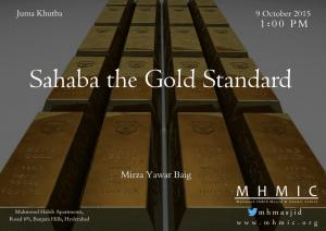 Sahaba_The_Gold_Standard_Part1_Mirza_Yawar_Baig