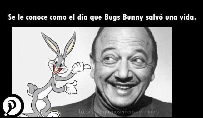curiosidades de caricaturas - bugs Bunny