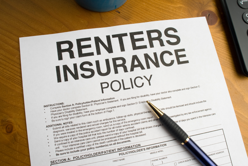 Will My Renter's Insurance Cover That? | Military Crashpad