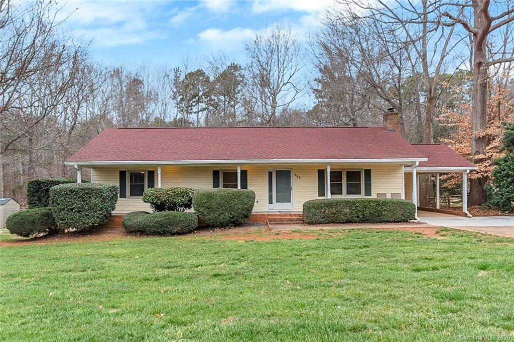 Property for sale at 339 Deep Forest Court, Gastonia,  North Carolina 28056