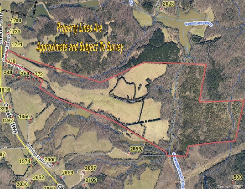 Property for sale at 285 AC Cedar Acres Road, York,  South Carolina 29745