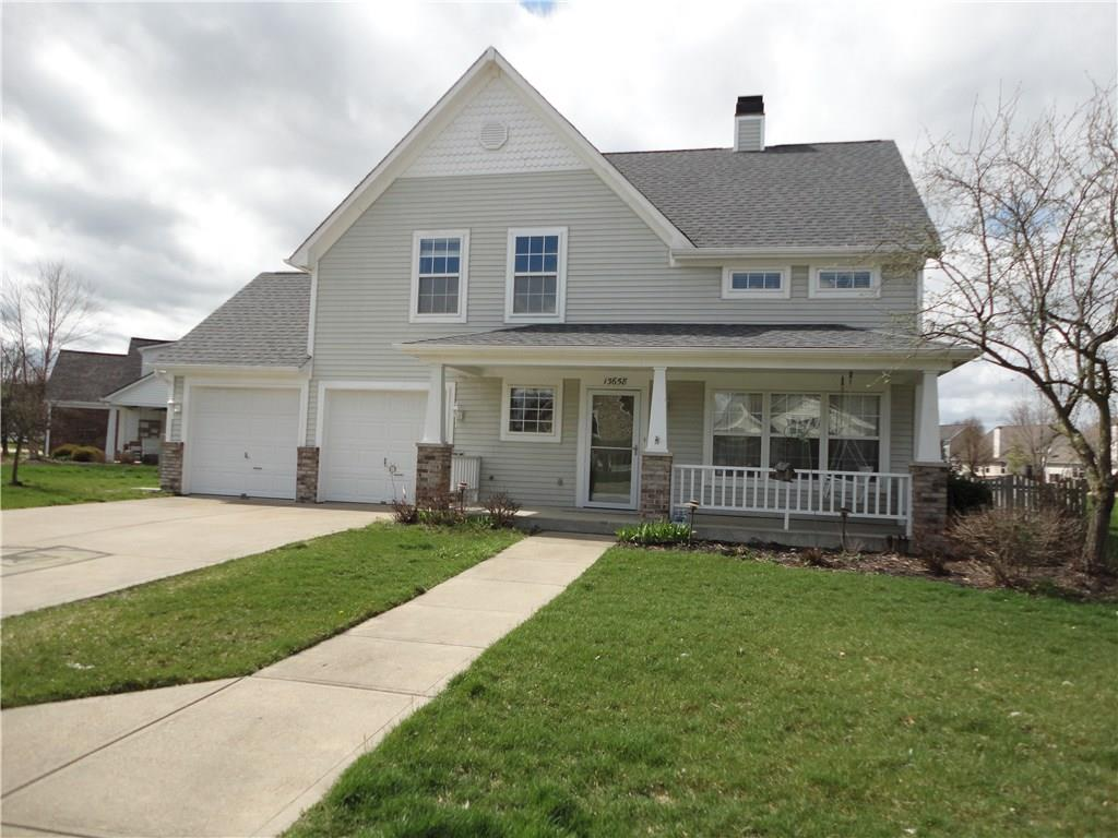 Property for sale at 13658 INDIGO Lane, Fishers,  Indiana 46038
