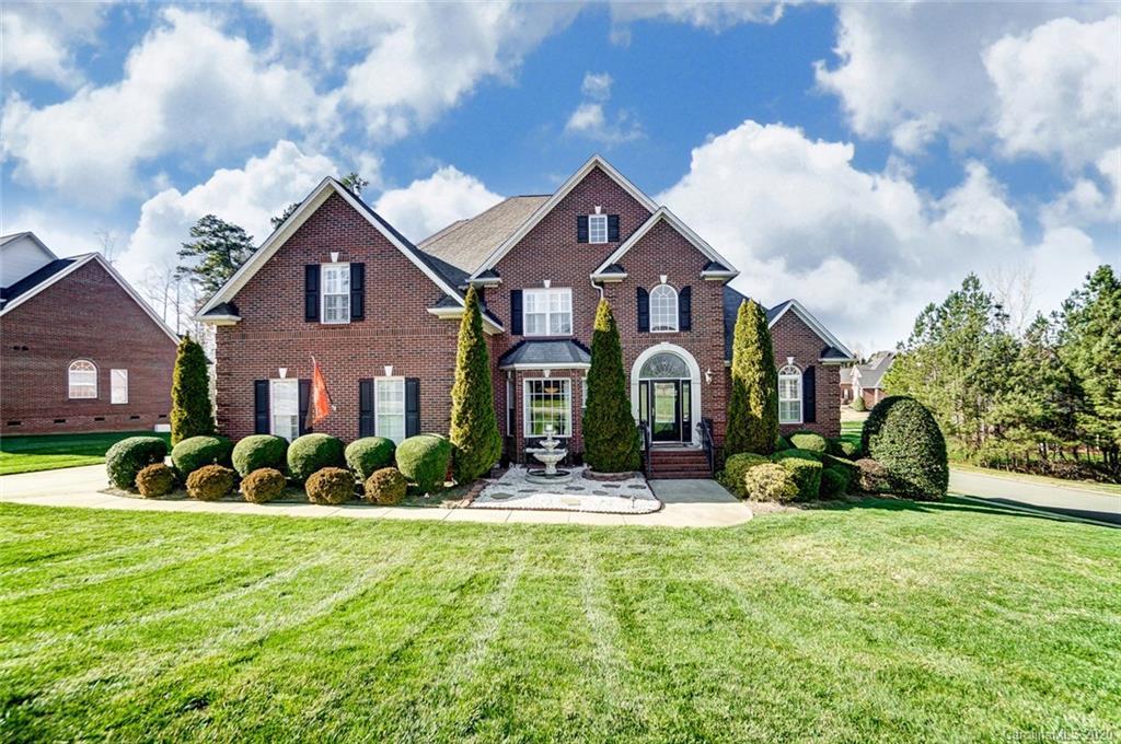Property for sale at 5300 Spindle Ridge Lane, Gastonia,  North Carolina 28056