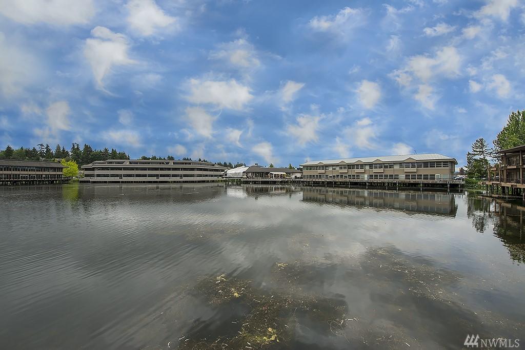 Seattle / Bellevue Area Waterfront Condos