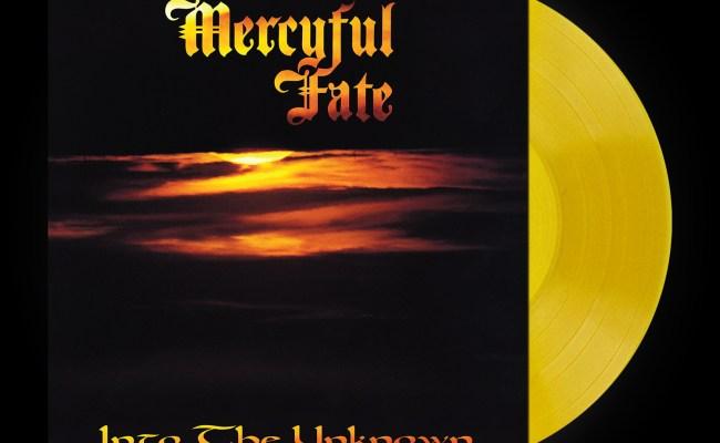 Mercyful Fate Into The Unknown 12 Indiemerchstore
