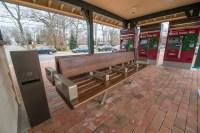 Park Bench Stony Brook