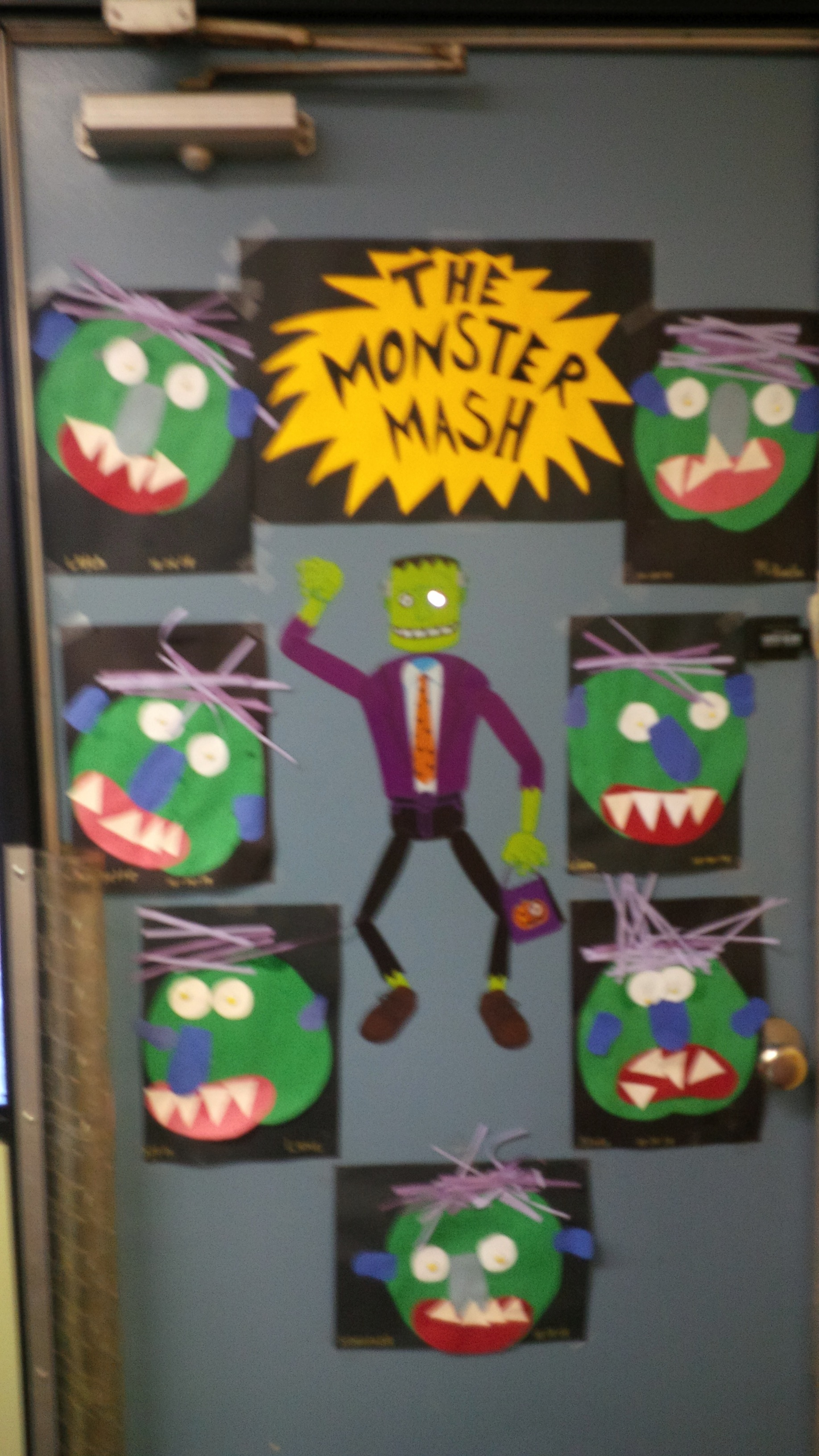 Door Decorating Ideas For Kindergarten Classroom