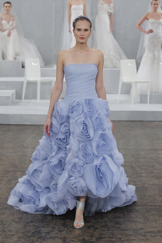 Wedding Colors Spring 2015 Dress