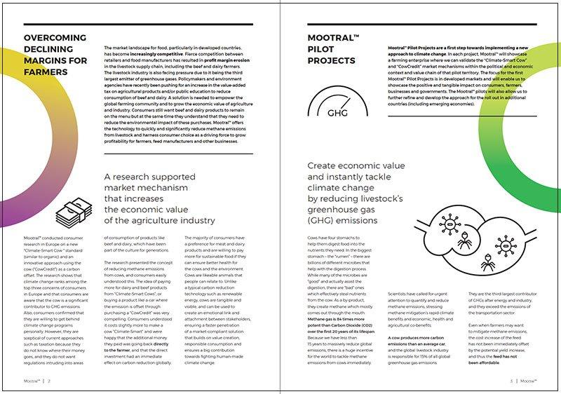 Mootral Brochure Spread