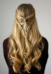 curly prom hairstyles