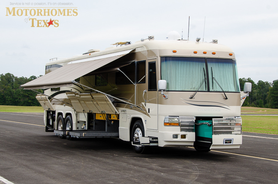 2000 Country Coach Affinity 42 Priced At 94500