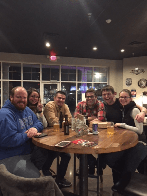 Trivia Night At Oak Ridge Craft Amp Vine