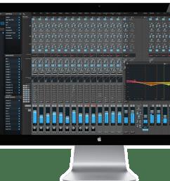 48 channel mixer [ 1027 x 879 Pixel ]