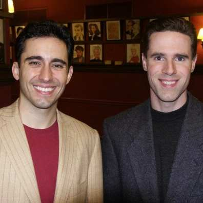 Tony-winning Broadway actor John Lloyd Young chats about his starring role in Jersey Boys.