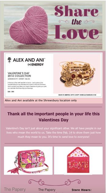 10 Awesome Valentines Day Emails Movable Ink Blog