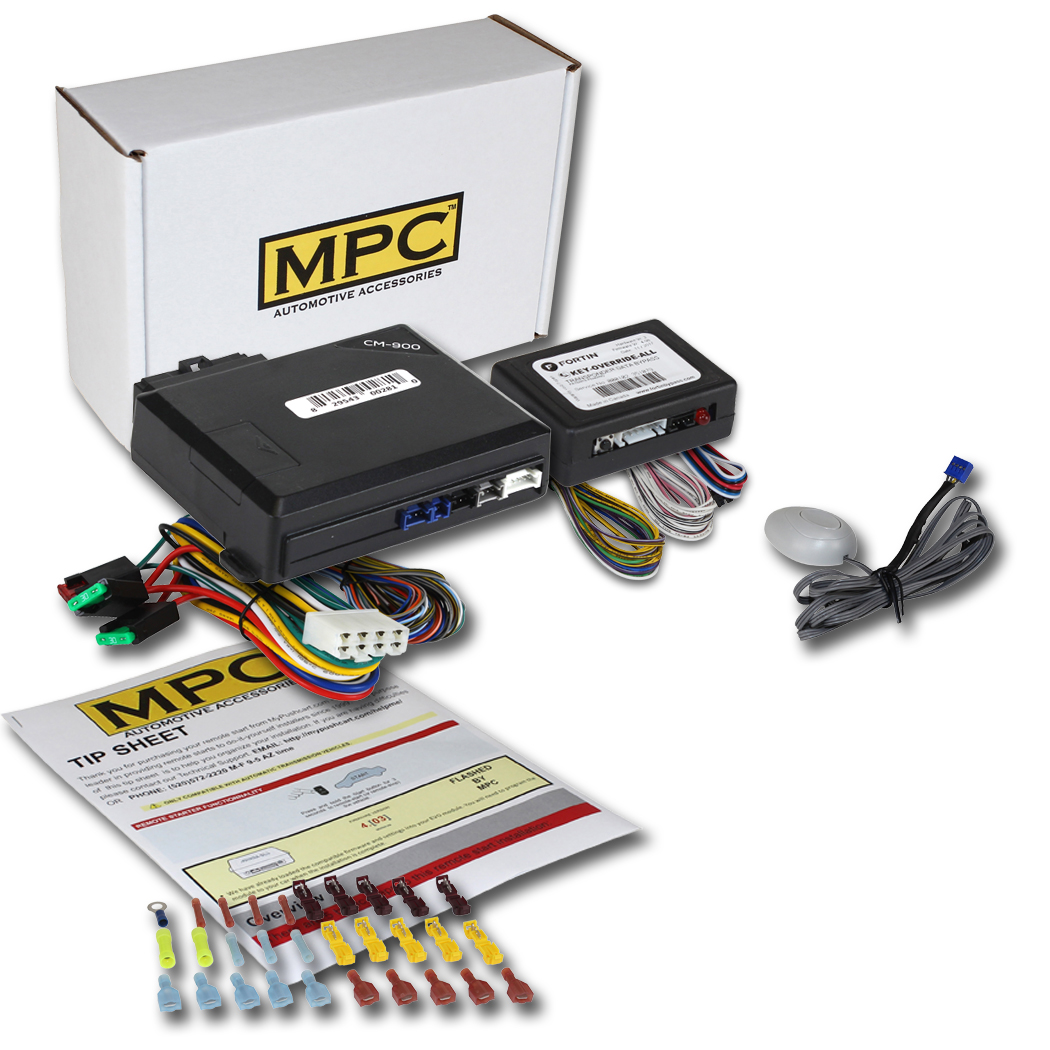 hight resolution of add on remote start kit for 2004 2008 ford f 150 use your factory remote