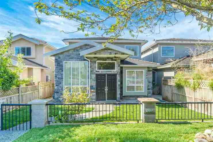 Main Photo: 5992 NEVILLE Street in Burnaby: South Slope House 1/2 Duplex for sale (Burnaby South)  : MLS® # R2229968