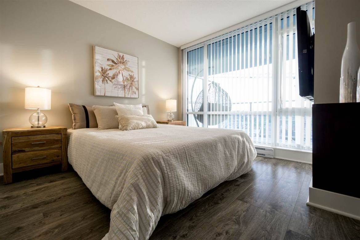 Live in Luxury at Aviara - Spacious Master Bedroom w/ upgraded TV mount and hardwood flooring throughout