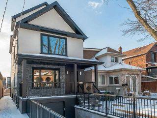 Main Photo: 222 Atlas Avenue in Toronto: Humewood-Cedarvale House (3-Storey) for sale (Toronto C03)  : MLS® # C4022345