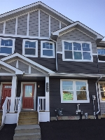 Main Photo: 2542 Orchards Way in Edmonton: Zone 53 Attached Home for sale : MLS® # E4079071