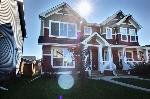 Main Photo: 4805 CRABAPPLE Run SW in Edmonton: Zone 53 House Half Duplex for sale : MLS® # E4078667