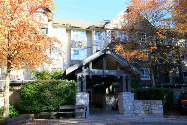 """Main Photo: 407 3388 MORREY Court in Burnaby: Sullivan Heights Condo for sale in """"STRATHMORE LANE"""" (Burnaby North)  : MLS® # R2224820"""