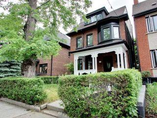Main Photo: 37 Havelock Street in Toronto: Dufferin Grove House (2 1/2 Storey) for sale (Toronto C01)  : MLS®# C4243027