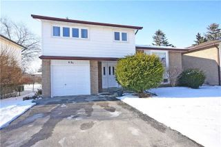 Main Photo: 681 Mississauga Valley Boulevard in Mississauga: Mississauga Valleys House (Sidesplit 4) for sale : MLS® # W4024923