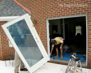Installing Patio Door