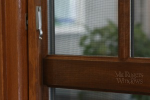 Matching Wood Frame for TruScene Screen