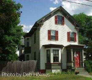 restoring old wood windows photo by deb holmes