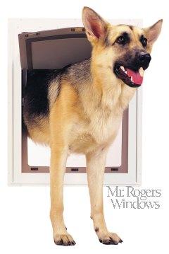 pet door for front side door