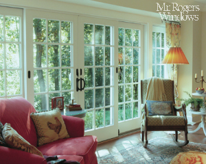 Sliding Doors That Look Like French Doors Mr Rogers Windows