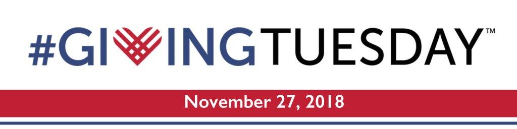#GivingTuesday2018