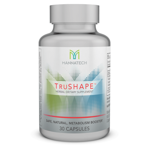 Cápsulas de pérdida de grasa TruSHAPE por Mannatech