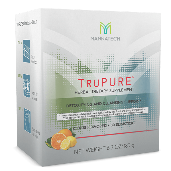TruPURE™ Cleanse Slimsticks by Mannatech