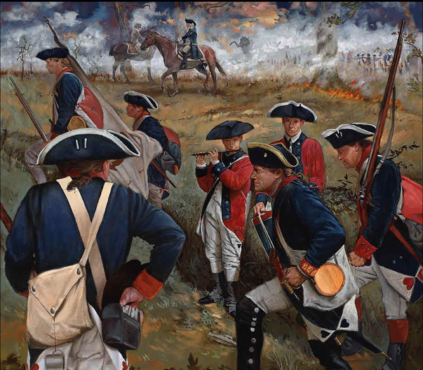 Washington S Revolutionary War Battles George Washington