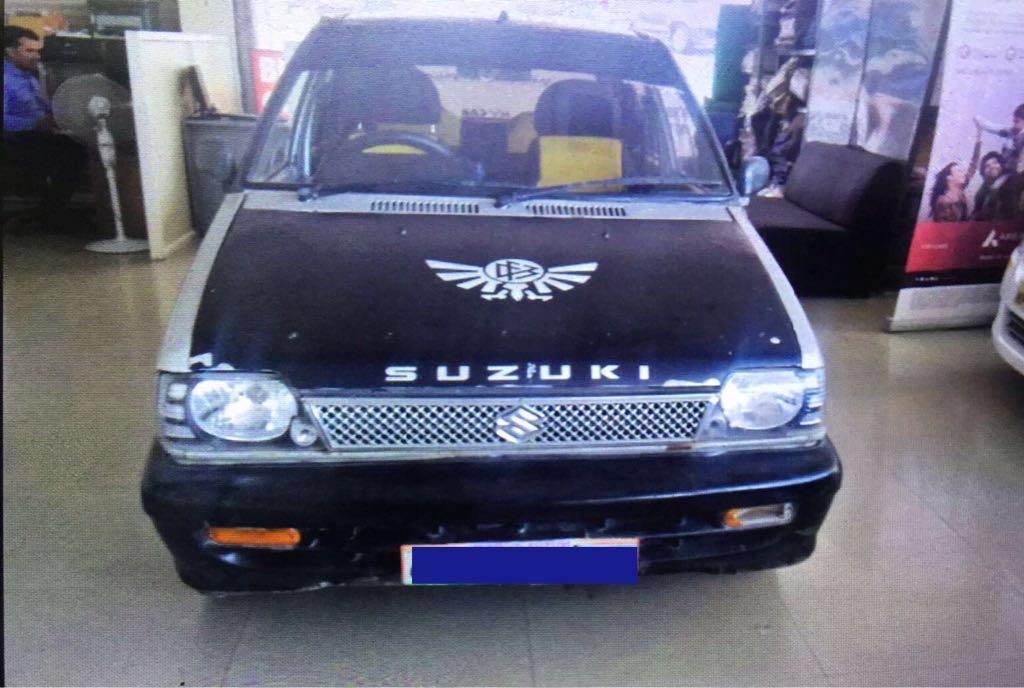 Buy Used Maruti Suzuki Maruti 800 2006 Petrol In Bhopal