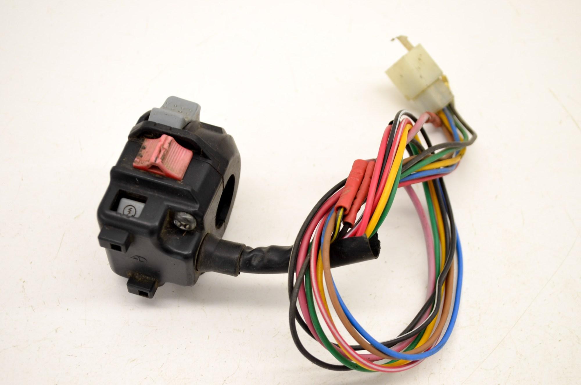 hight resolution of 1997 yamaha timberwolf 250 wire harness wiring 46 wiring
