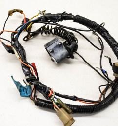 87 yamaha banshee 350 wire harness electrical wiring yfz350 2x4 [ 2464 x 1632 Pixel ]