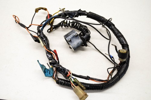 small resolution of 87 yamaha banshee 350 wire harness electrical wiring yfz350 2x4
