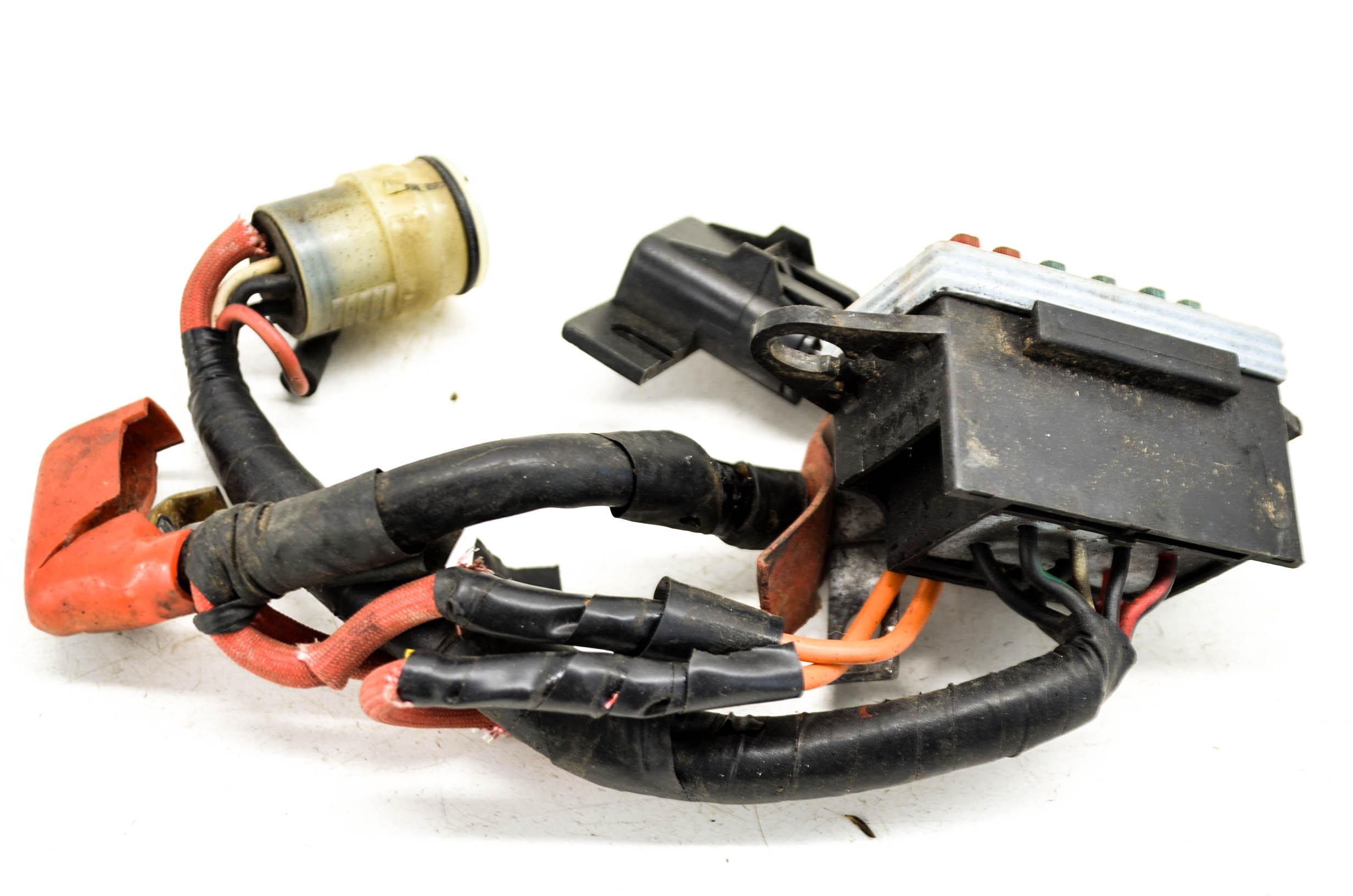 1987 kawasaki bayou 300 wiring diagram sony cdx r3000 honda fourtrax solenoid to battery parts ...