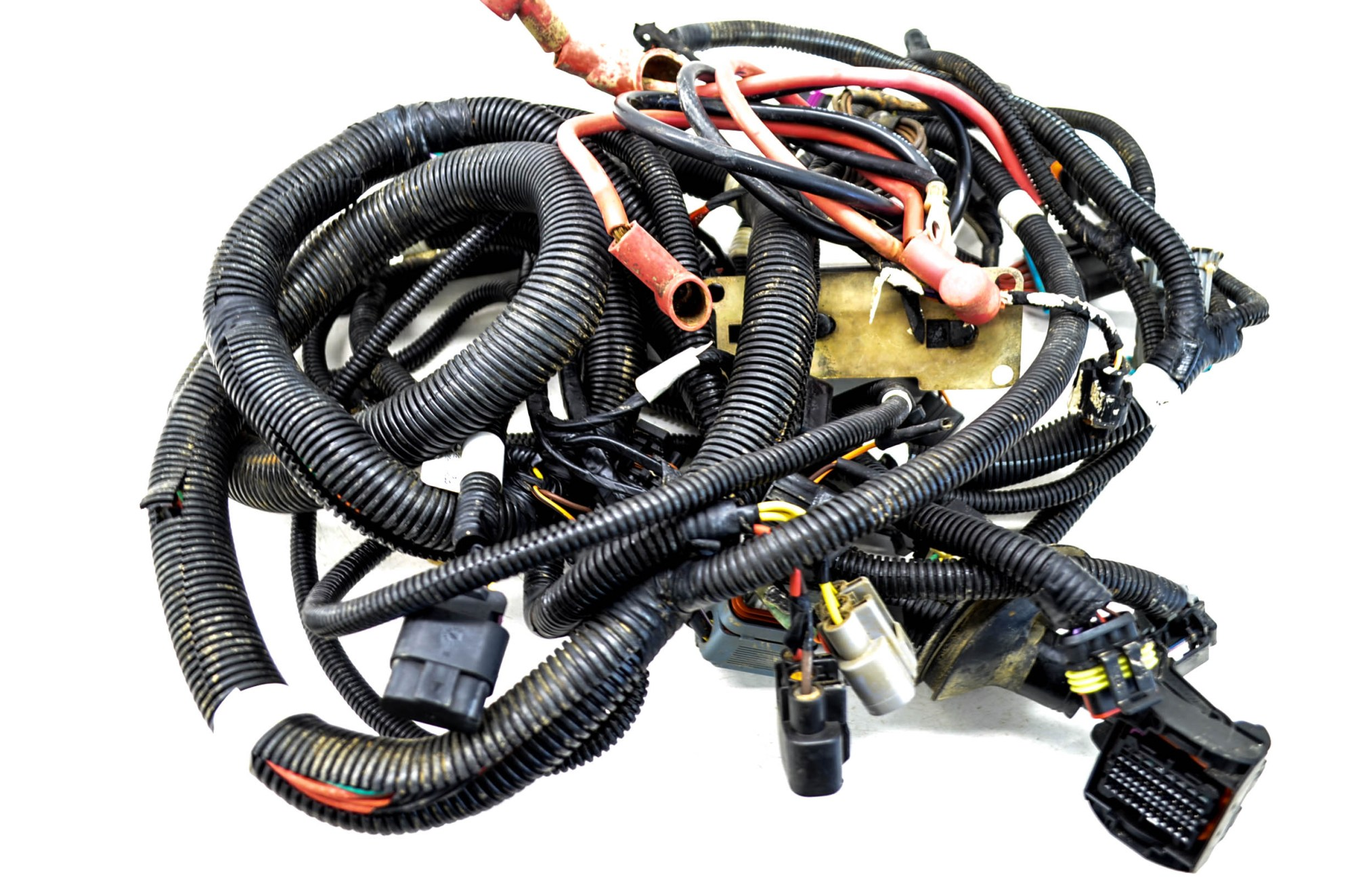 hight resolution of 14 polaris rzr 800 s 4x4 wire harness electrical wiring ebay polaris wiring harness problems 14