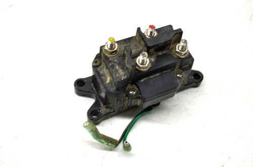 small resolution of 07 can am outlander max 400 warn winch solenoid 4x4